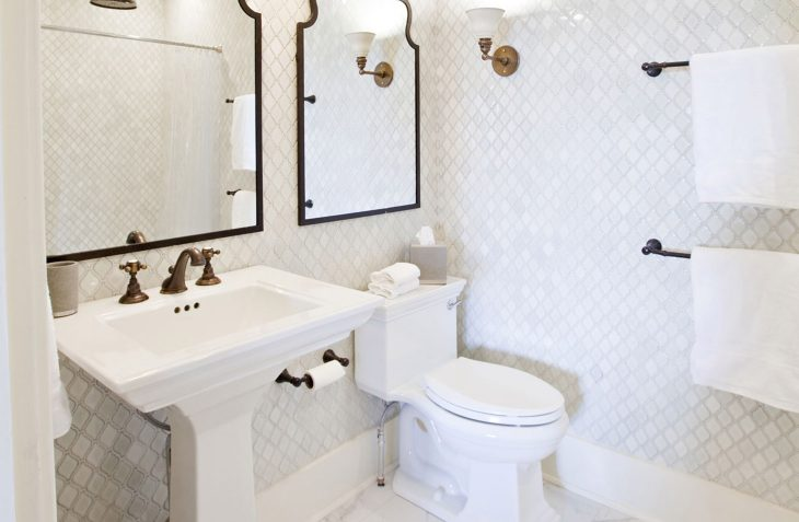 Edward Suite bathroom