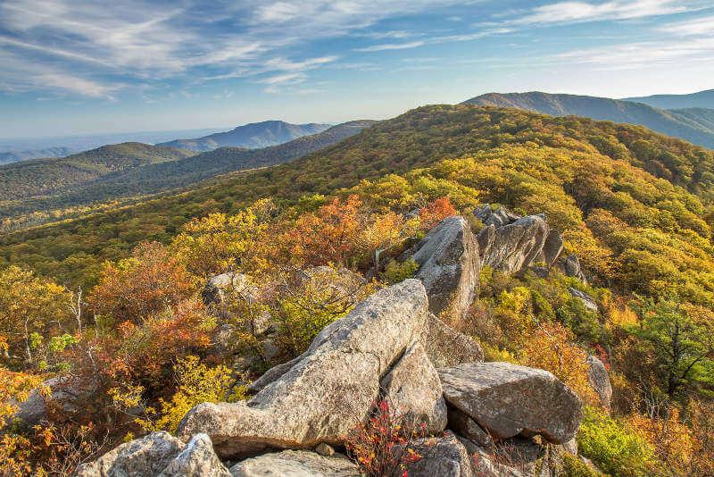 Hike Mary's Rock