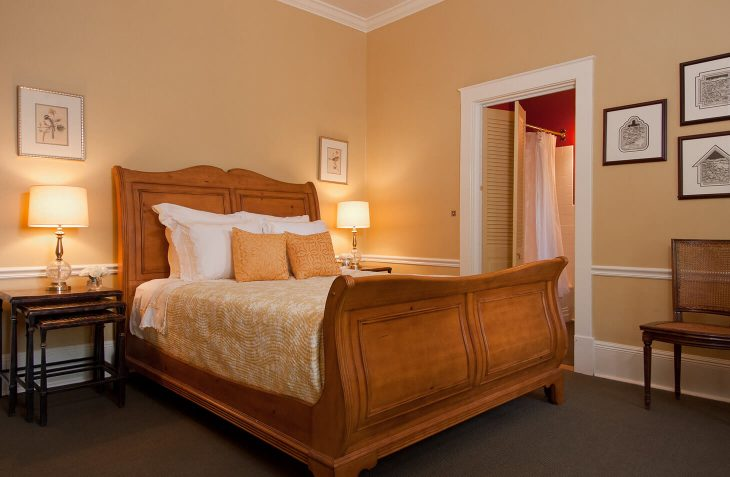 Briargate Room bed