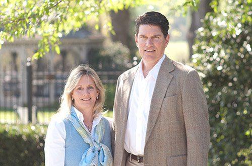 Owners of Glen Gordon Manor, Dayn & Nancy Smith