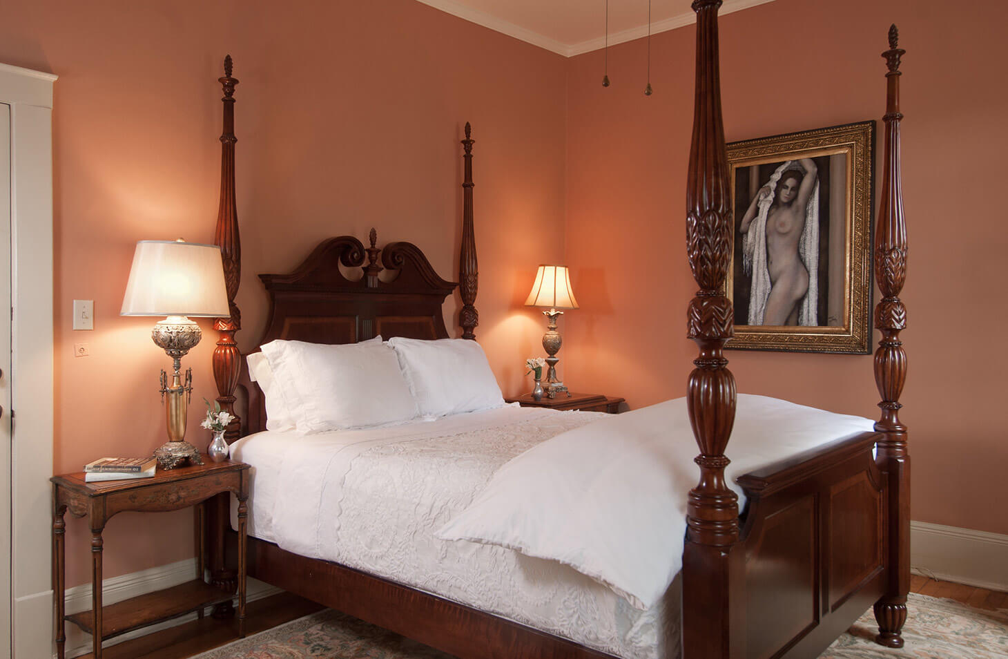 Montejurra Room bed