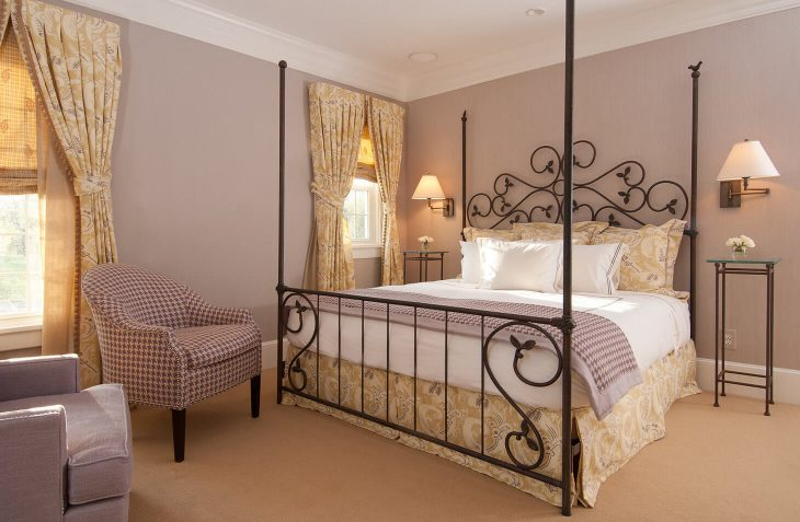 Wakefield Suite Iron King Bed