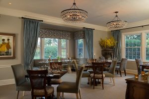 Dining room at Houndstooth Restaurant