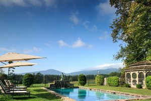 Pool at Glen Gordon Manor