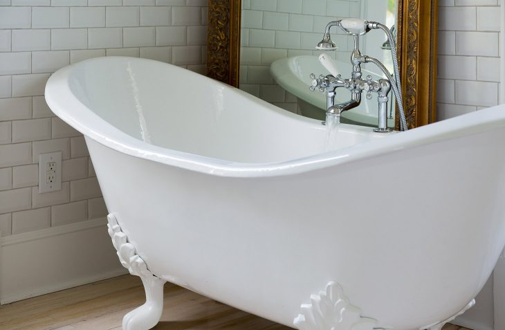 Wakefield Suite Bathtub