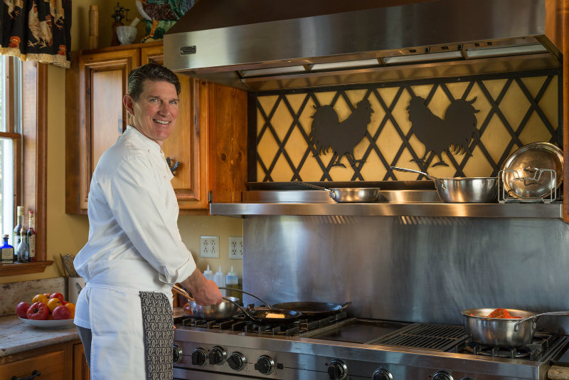 Cooking Classes in Virginia with Chef Dayn Smith