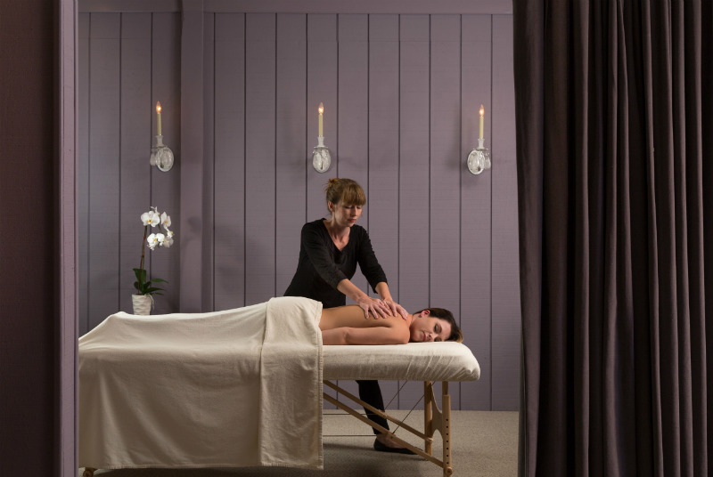 Rejuvenating Massage at Glen Gordon Spa