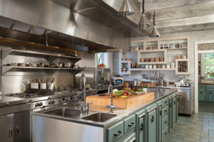 Kitchen at Glen Gordon Manor