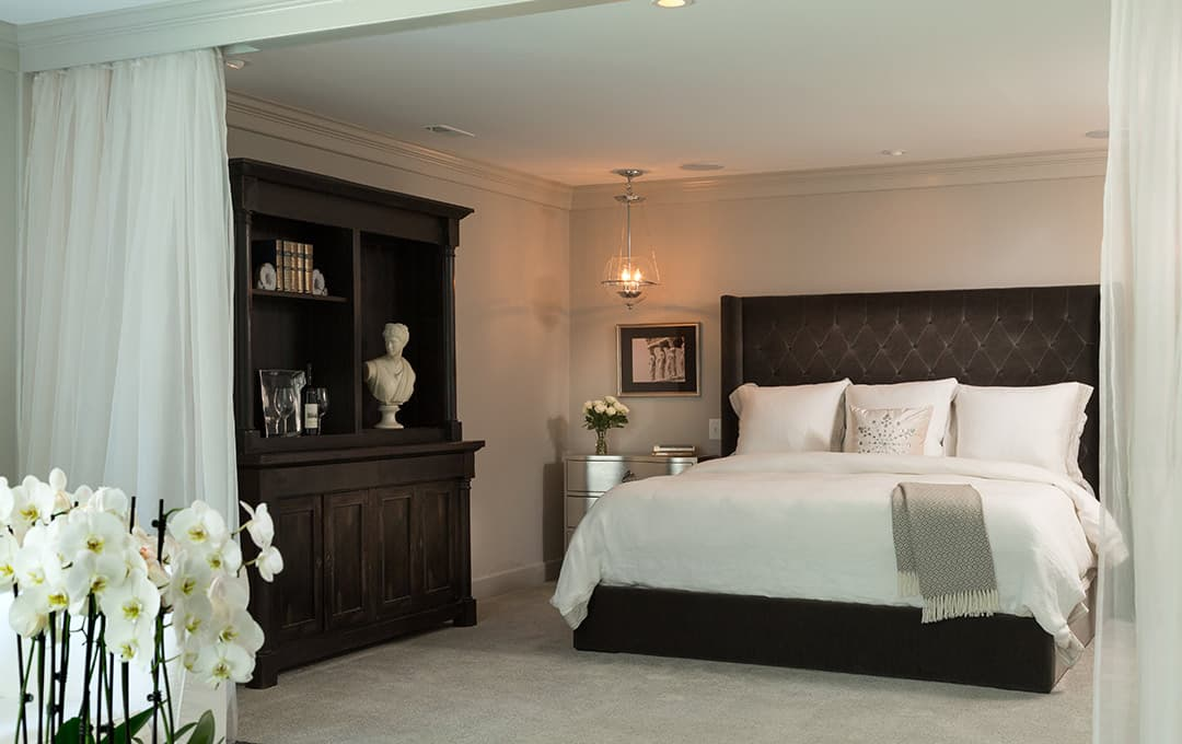 luxury suite at Glen Gordon Manor - a Shenandoah Valley Inn