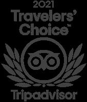 Tripadvisor Travelers' Choice 2021