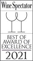 Wine Spectator Award 2021